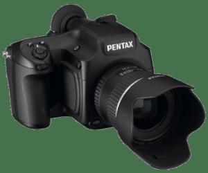 La nueva Pentax 645D llegará a España en diciembre