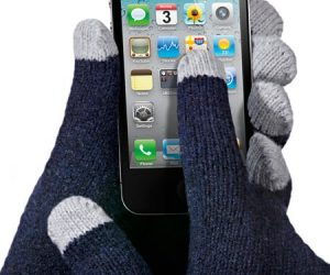 Etre lanza unos guantes que permiten su uso con dispositivos táctiles