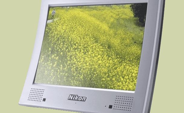 Nikon presenta el primer marco digital en 3D (sin gafas)