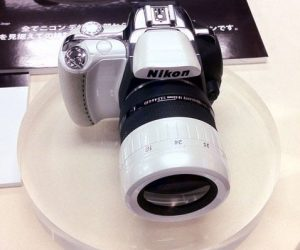 Rumores sobre la primera camara EVIL de Nikon
