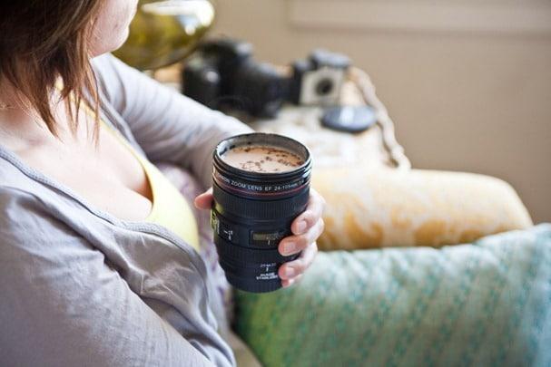 Photojojo Canon Lens Cup