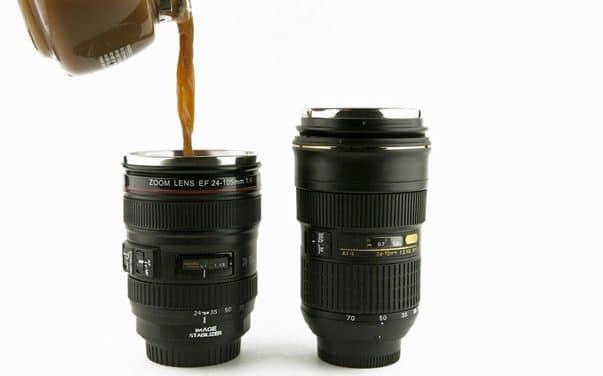 ¿Nikon o Canon? ¿solo o con leche?