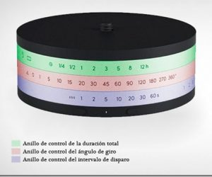 Astro: Time Lapse + Control de Movimiento