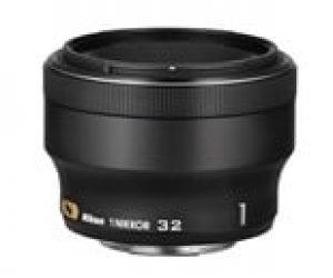 Nikon anuncia un nuevo objetivo 1 Nikkor, el 32mm f1.2
