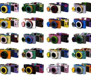 Leica + ColorWare = Explosión de color