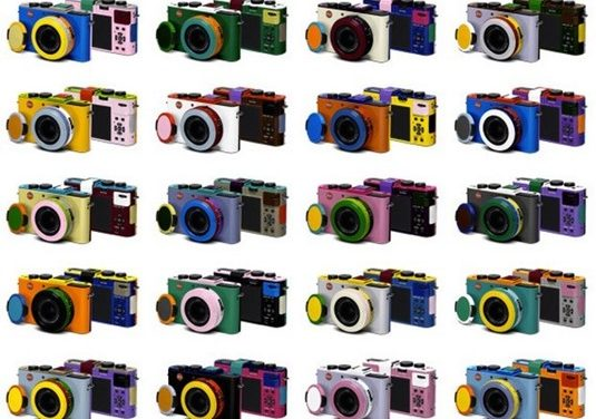 Leica + ColorWare = Explosión de color