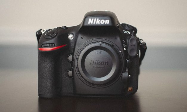 Nuevo Firmware (1.10) para la Nikon D800/D800E