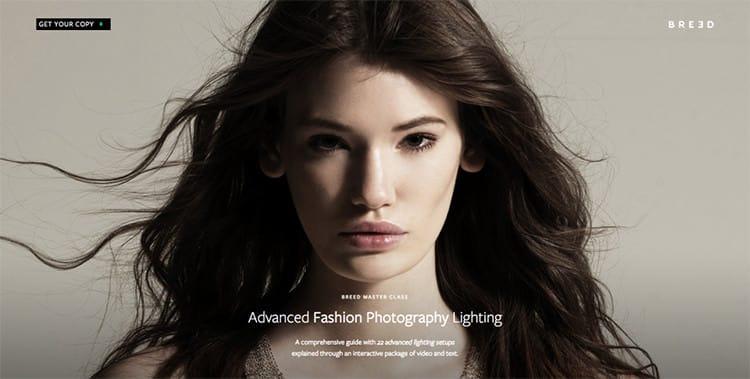 Breed Master Class: Advanced Fashion Photography Lighting