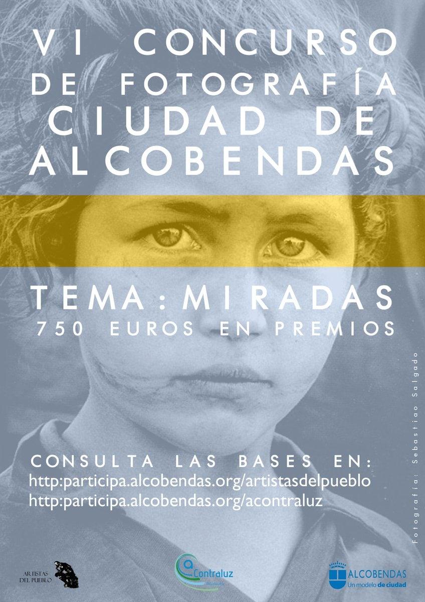 VI concurso de fotografía ciudad de Alcobendas