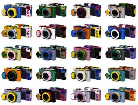 Leica d lux colorware